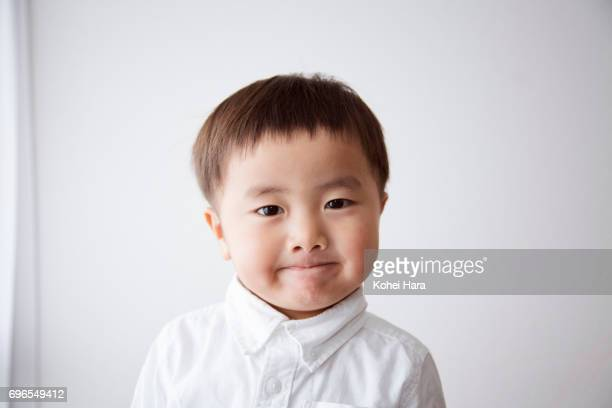 portrait of boy - childhood stock pictures, royalty-free photos & images