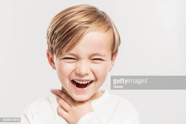 portrait of boy - only boys stock pictures, royalty-free photos & images