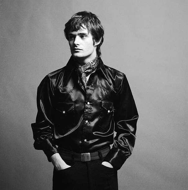 Portrait Of Leonard Whiting