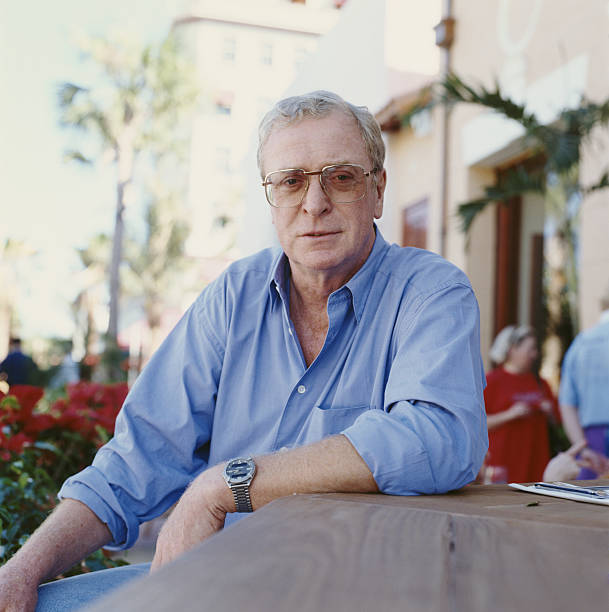 In Profile: Michael Caine Photos And Images