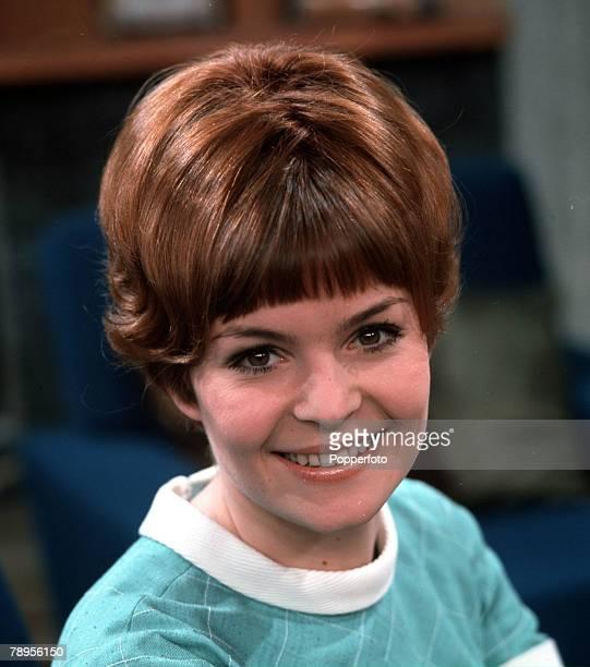 Portrait of British actress Isla Blair