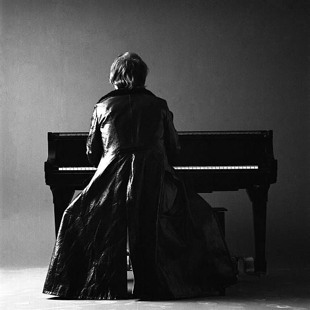 Portrait Of Elton John