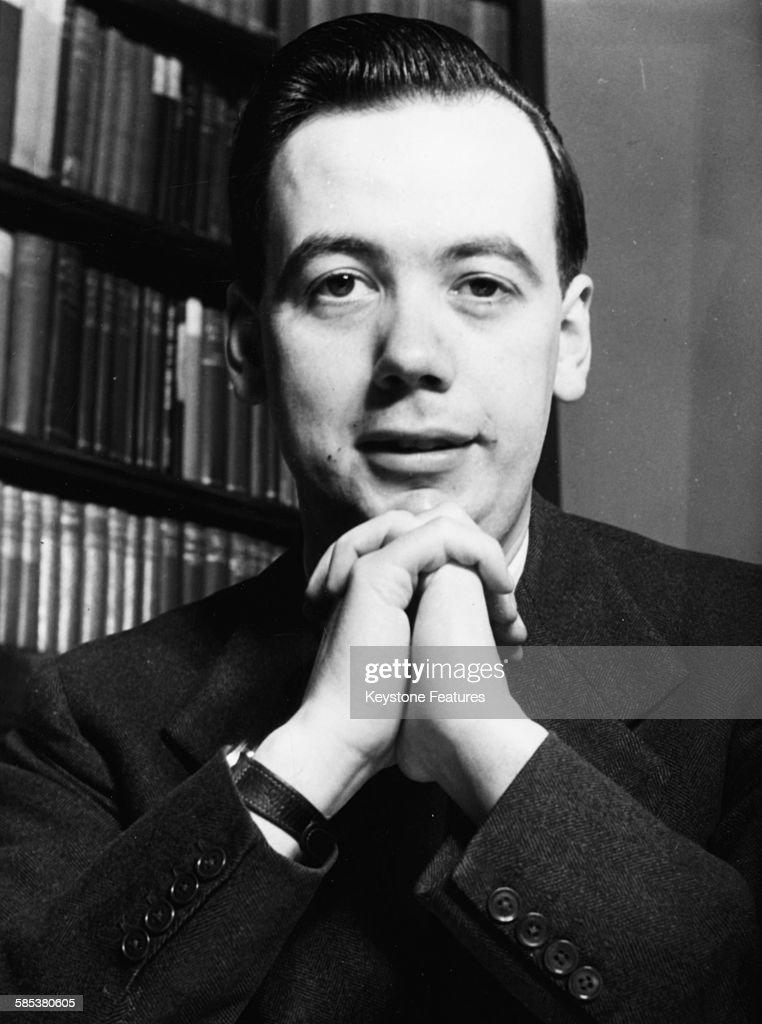 Portrait of British radio producer Harry Alan Towers, circa 1955.
