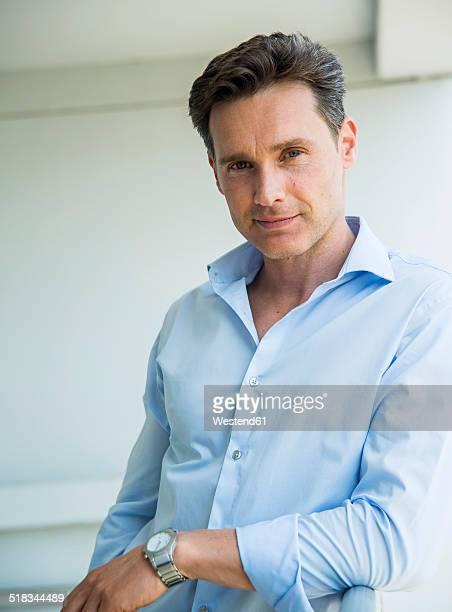 Portrait of business man