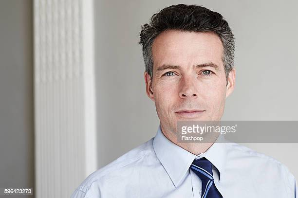 portrait of business person - grey eyes stock pictures, royalty-free photos & images