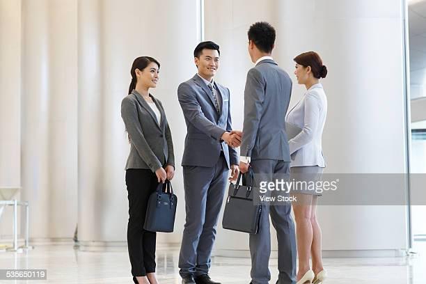 Portrait of Business Team