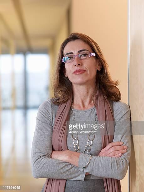 Porträt von business-Frau