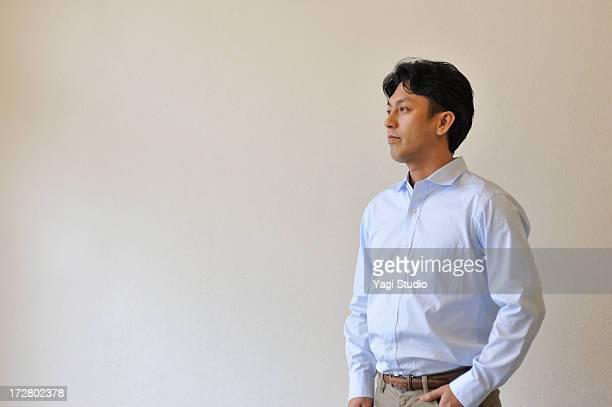 Portrait of businessman ,Japan