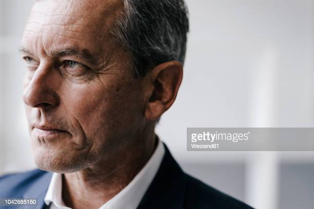 portrait of businessman - nahaufnahme stock-fotos und bilder