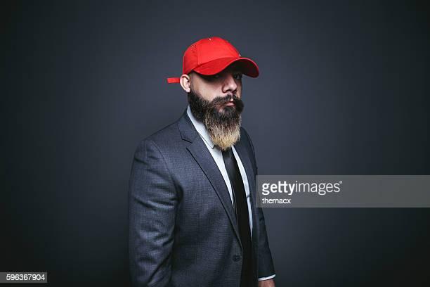 Porträt der Geschäftsmann