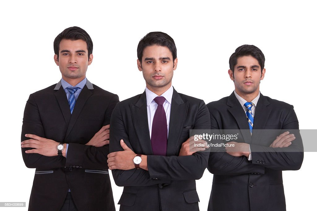 Portrait of businessmen : Stock Photo