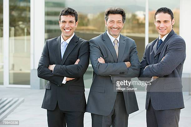 Portrait of businessmen