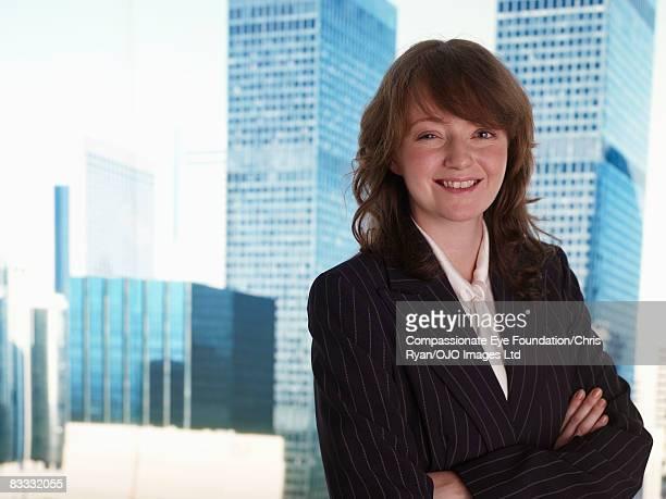 """portrait of businesswoman - """"compassionate eye"""" fotografías e imágenes de stock"""