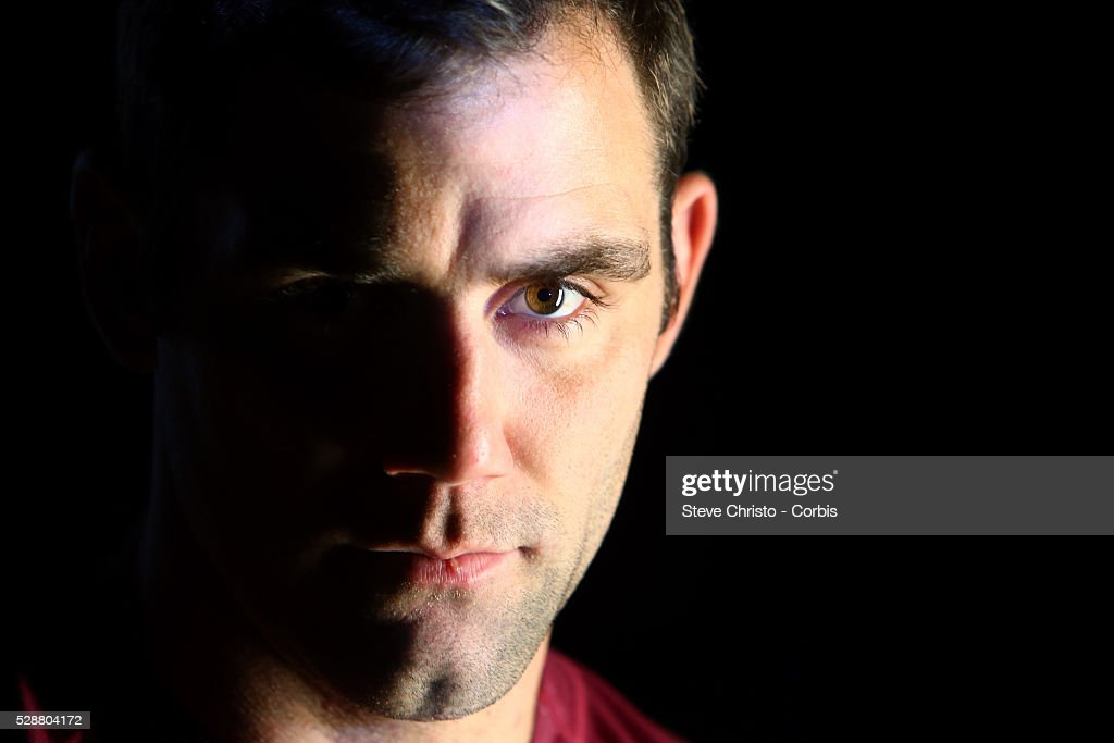Portrait of Cameron Smith at the Gold Coast, Queensland, Australia. Tuesday 21st May 2014.