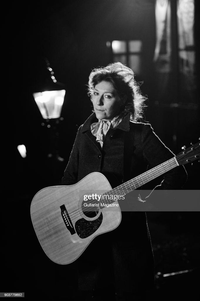 Martha Wainwright Portrait Shoot
