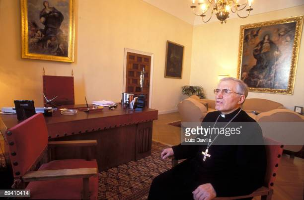 Portrait of Cardinal Antonio Maria Rouco Varela