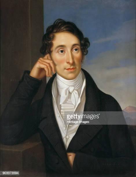 Portrait of Carl Maria von Weber Found in the Collection of Staatliche Museen Berlin