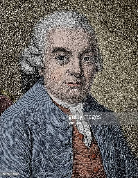 a biography of johann sebastian bach a german composer and musician of the baroque period - johann sebastian bach johann sebastian bach was a german organist, composer, and musical scholar of the baroque period, and is almost universally regarded as one of the greatest composers of all time.