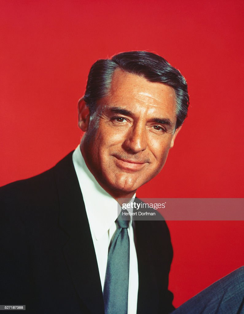 Portrait of Cary Grant : News Photo