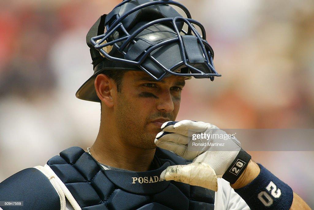Yankees v Rangers : News Photo
