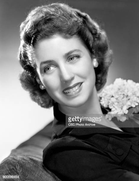 Portrait of CBS Radio actress Elizabeth Reller She performs as Ann on the soap opera Young Dr Malone New York NY June 1 1941