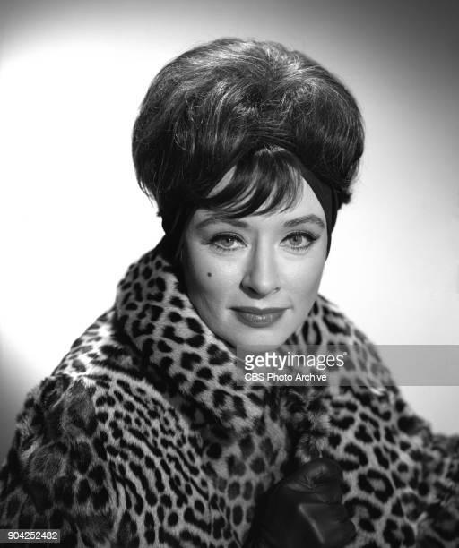 Portrait of CBS television actress Amanda Blake She portrays Miss Kitty on the western series Gunsmoke March 12 1964