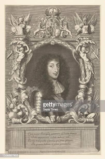 Portrait of Charles Emmanuel II Robert Nanteuil 1668