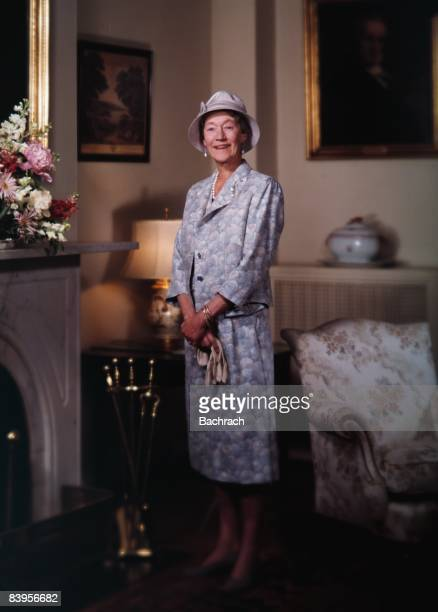 Portrait of Charlotte Grand Duchess of Luxembourg 1963 Washington DC