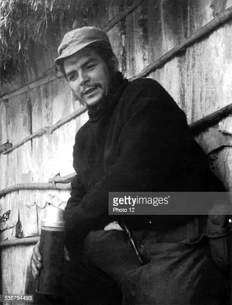 Portrait of Che Guevara ,, 20th century,, Cuba.