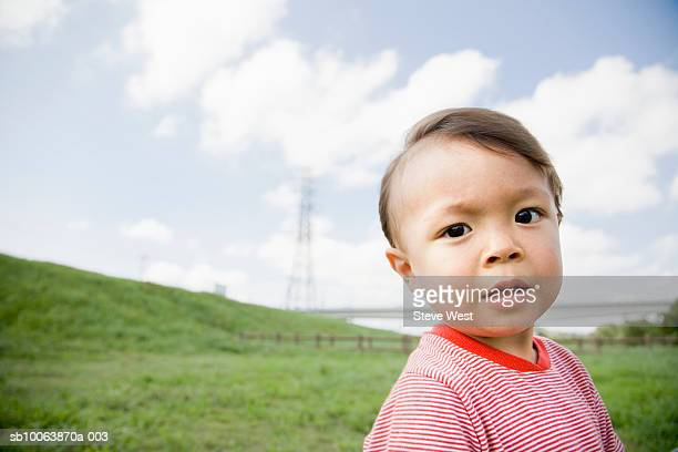 Portrait of child (2-3)
