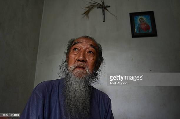 Portrait of Christianus in his room For almost seven years Christianus Hendriyanto Hendrajaya aka Hian Ong Liang has kept his wife Josphine Lisa...