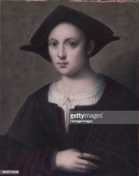 Portrait of Christopher Columbus Found in the Collection of Accademia di San Luca