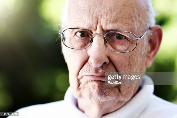 Grumpy Old Man Stock Pictures Royalty Free Photos Images