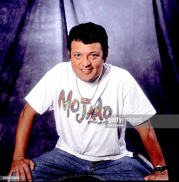 Portrait of comedian Paul Rodriguez New Orleans Louisiana September 18 1994