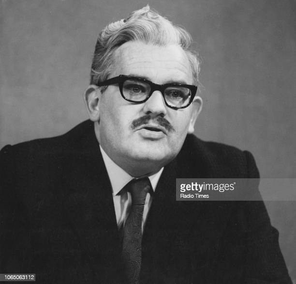 Portrait of comic actor Ronnie Barker May 5th 1971