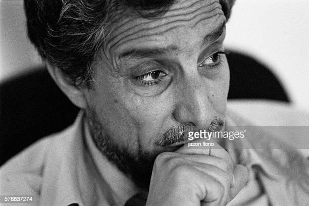 Portrait of Commander Massoud