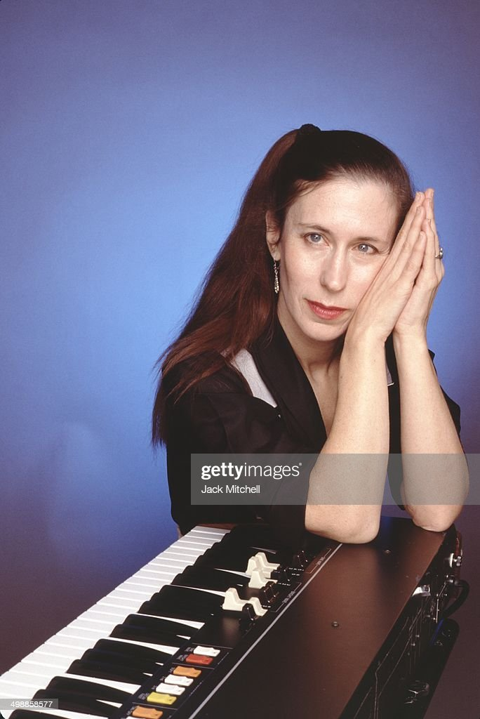 Portrait Of Meredith Monk : News Photo