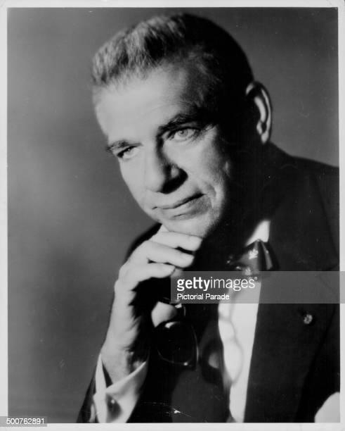 Portrait of composer Oscar Hammerstein 1960
