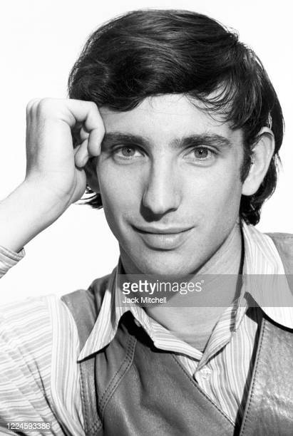 Portrait of conductor, composer, and musician Michael Tilson Thomas, August 1971.