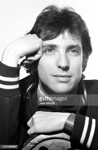 Portrait of conductor, composer, and musician Michael Tilson Thomas, April 1974.