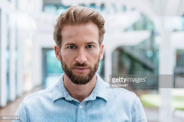 portrait of confident businessman - 30 34 ans photos et images de collection