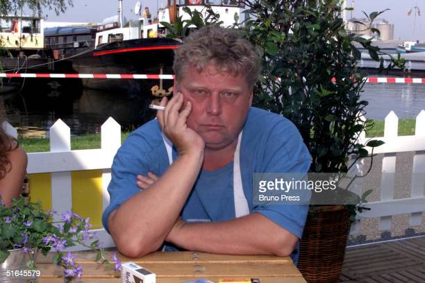 Portrait of controversial Dutch filmmaker Theo van Gogh is seen in this undated file photo.Theo van Gogh was shot and stabbed to death on November 2,...