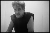 Portrait of convicted murderer gary gilmore behind glass just hours picture id167080485?s=170x170