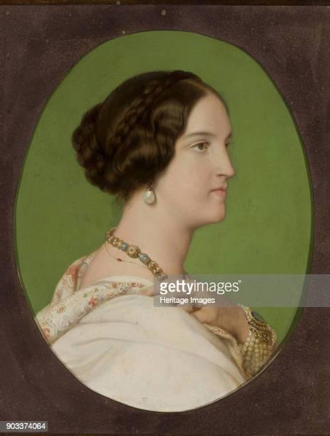 Portrait of Countess Delfina Potocka née Komar Found in the Collection of Muzeum Narodowe Warsaw