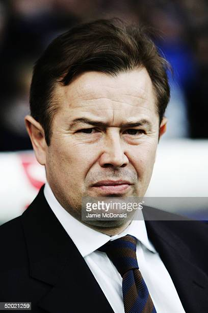 A portrait of Coventry City caretaker manager Adrian Heath during the Coca Cola Championship match between Ipswich Town and Coventry City at Portman...