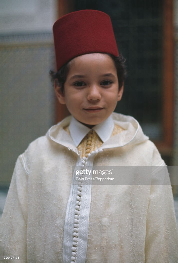 Crown Prince Mohammed Of Morocco : News Photo