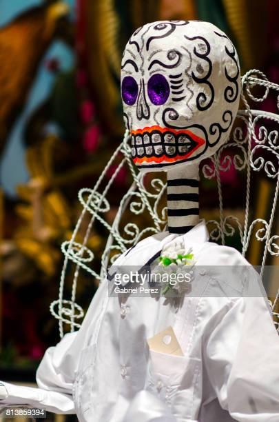 A Portrait of Día de los Muertos