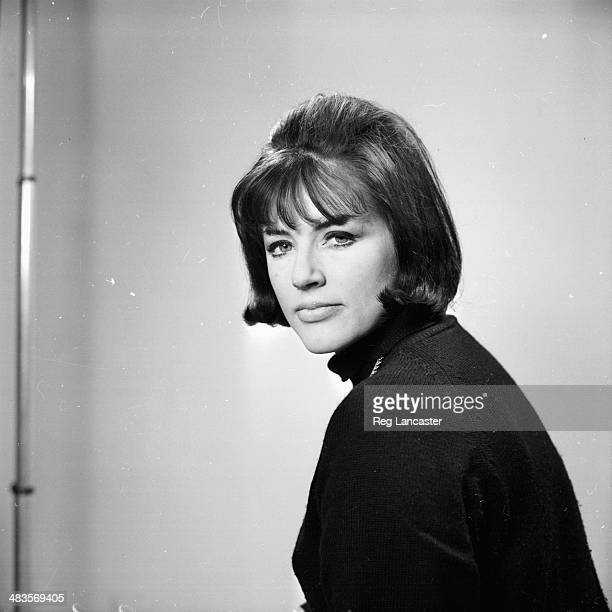Portrait of Daily Mail journalist Ann Leslie 28th November 1963