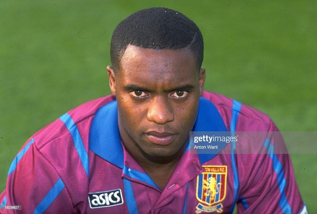 Dalian Atkinson of Aston Villa : News Photo