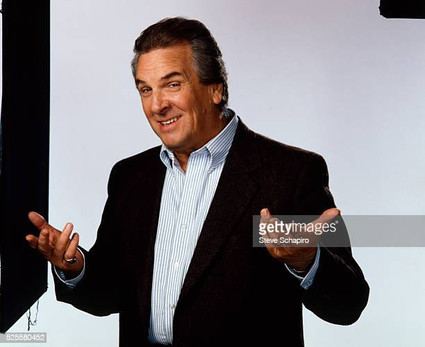 Portrait of Danny Aiello taken for the film Once Around